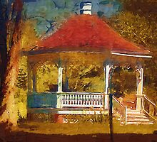 Bill's Gazebo by suzannem73