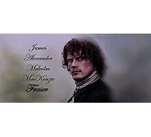 JAMMF Photographic Print
