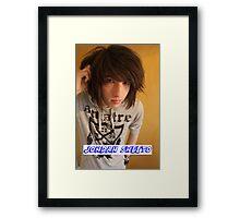 Jordan Sweeto Framed Print
