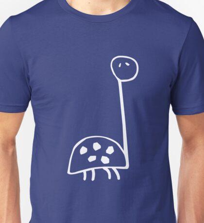 longneck dinosaur Unisex T-Shirt
