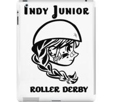 Indianapolis Junior Derby iPad Case/Skin