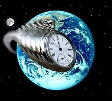 World Time by Steven  Agius