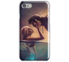 Captain Jones & The Mermaid iPhone Case/Skin