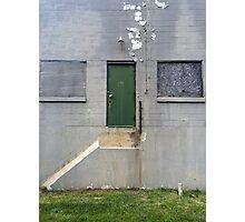 Floating door Photographic Print
