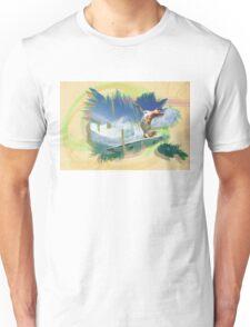 Surfin' Surfy Unisex T-Shirt