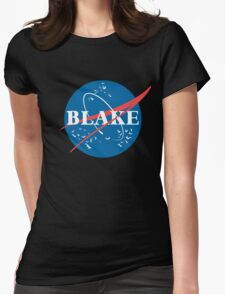 The 100 Blake Meatball Womens Fitted T-Shirt