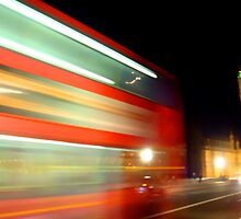 Fast Bus by Baha Mosa