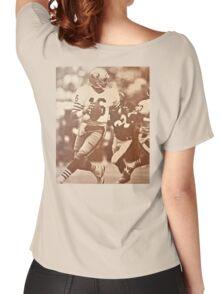 MR COOL JOE MONTANA Women's Relaxed Fit T-Shirt