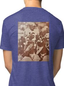 MR COOL JOE MONTANA Tri-blend T-Shirt