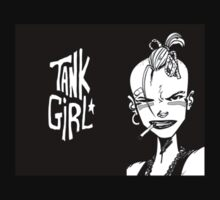 tank girl by davey lennox