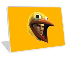 Hitman Chicken suit disguise Laptop Skin