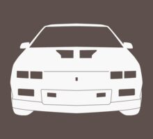 Third Gen Chevy Camaro - WHITE by ataglance101