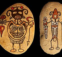 Shaman Stones (View Large) by ☼Laughing Bones☾