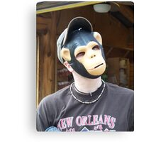 Trevor- Planet of the Apes Casting? Canvas Print