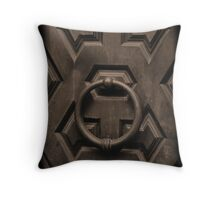 Imposing Throw Pillow