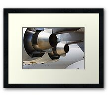 Avalon Air Show Framed Print