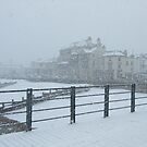 Bognor Regis in the snow by lutontown