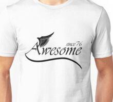 Awesome Since 1976 Unisex T-Shirt