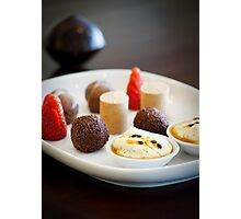 Sweets Photographic Print