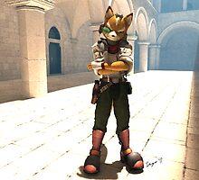 Fox by imago3d