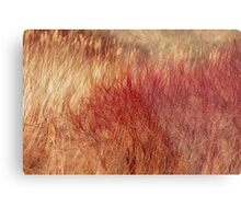 Osier Intrusion Metal Print