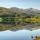 Loch Beannacharan, Glen Strathfarrar by Jamie  Green