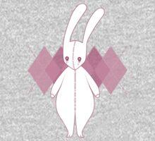 Pink Bunny Kids Tee