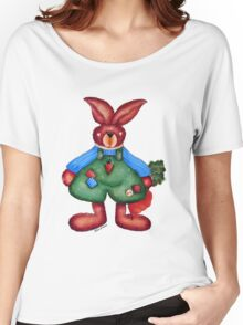 B is 4Bunny Women's Relaxed Fit T-Shirt
