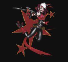 2011 Derby Rogue Streak W/O Logo RED STAR EDITION by Ryan Wilton