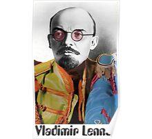 Vladimir Lennon Poster