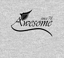 Awesome Since 1978 Unisex T-Shirt