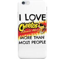 Hot Cheetos iPhone Case/Skin