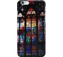 The Metropolitan Cathedral of Saints Vitus, Wenceslaus and Adalbert . Prague. Free Europe. Doctor Faustus. iPhone Case/Skin