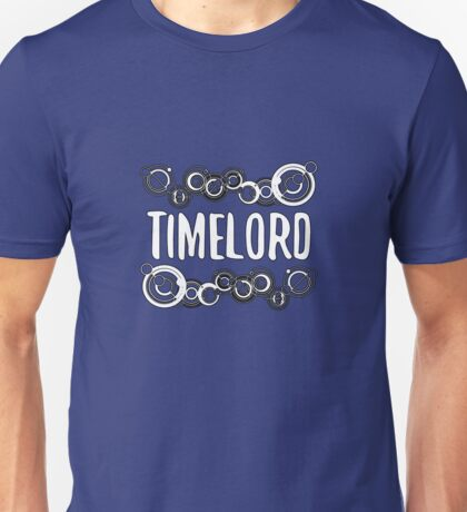 Timelord Unisex T-Shirt