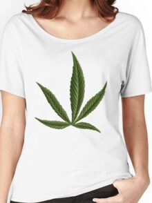 Cannabis #8 Women's Relaxed Fit T-Shirt
