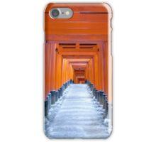 Fushimi Inari Shrine, Kyoto, Japan iPhone Case/Skin