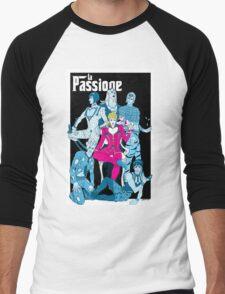 La Passione Men's Baseball ¾ T-Shirt