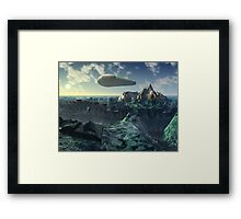 Destination Epsilon Minor Framed Print