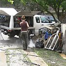 Brisbane Floods 2011 - Clean Up - Gurney by Neil Ross