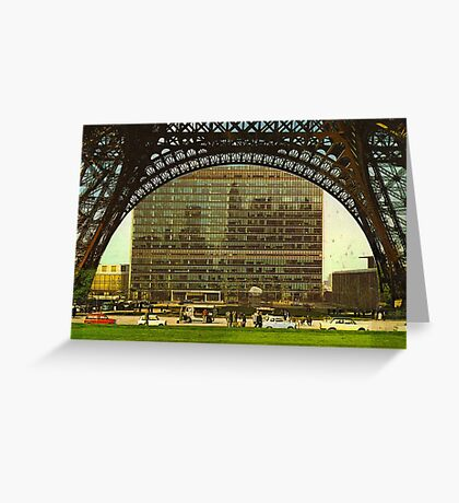 united nations Greeting Card