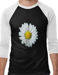 Lonely Daisy Men's Baseball ¾ T-Shirt