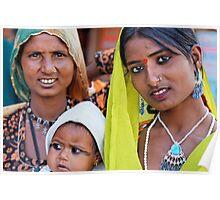 Gypsies, Pushkar Poster