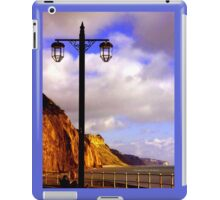 Lamp Along the Seafront iPad Case/Skin