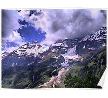 National Park Großglockner - Austria Poster