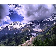 National Park Großglockner - Austria Photographic Print