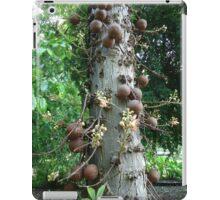 Cannon tree iPad Case/Skin