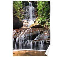 Empress Falls Poster
