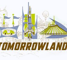 Tomorrowland by AliceCorsairs