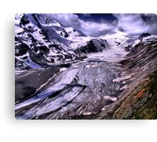 Austria, Majestic Glacier, Großglockner Canvas Print