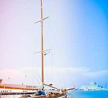 Chilling in Rhodes by Noam Garmiza